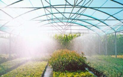 Мікроклімат теплиць 5-го покоління